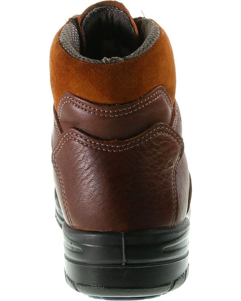Wolverine Men's DuraShocks SR Work Boots, Brown, hi-res