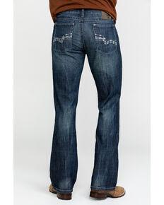 Wrangler 20X Men's No. 42 Kingston Vintage Slim Bootcut Jeans , Indigo, hi-res