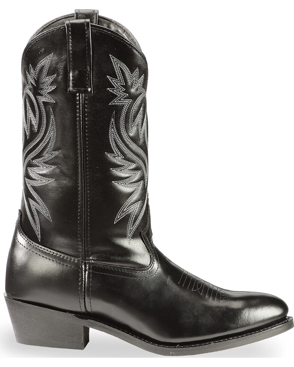 "Laredo Men/'s Boot~Lawton~68444~Sq.Toe 12/""Brown Cowboy Heel $128"