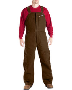 Dickies Sanded Duck Overalls, Timber, hi-res