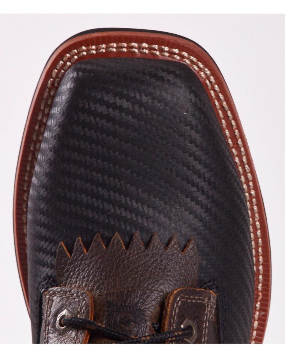 Cinch Men's WRX Composite Toe Work Boots, Black, hi-res