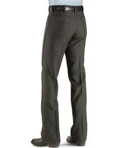 Wrangler Men's Wrancher Dress Jeans, Hthr Charcoal, hi-res