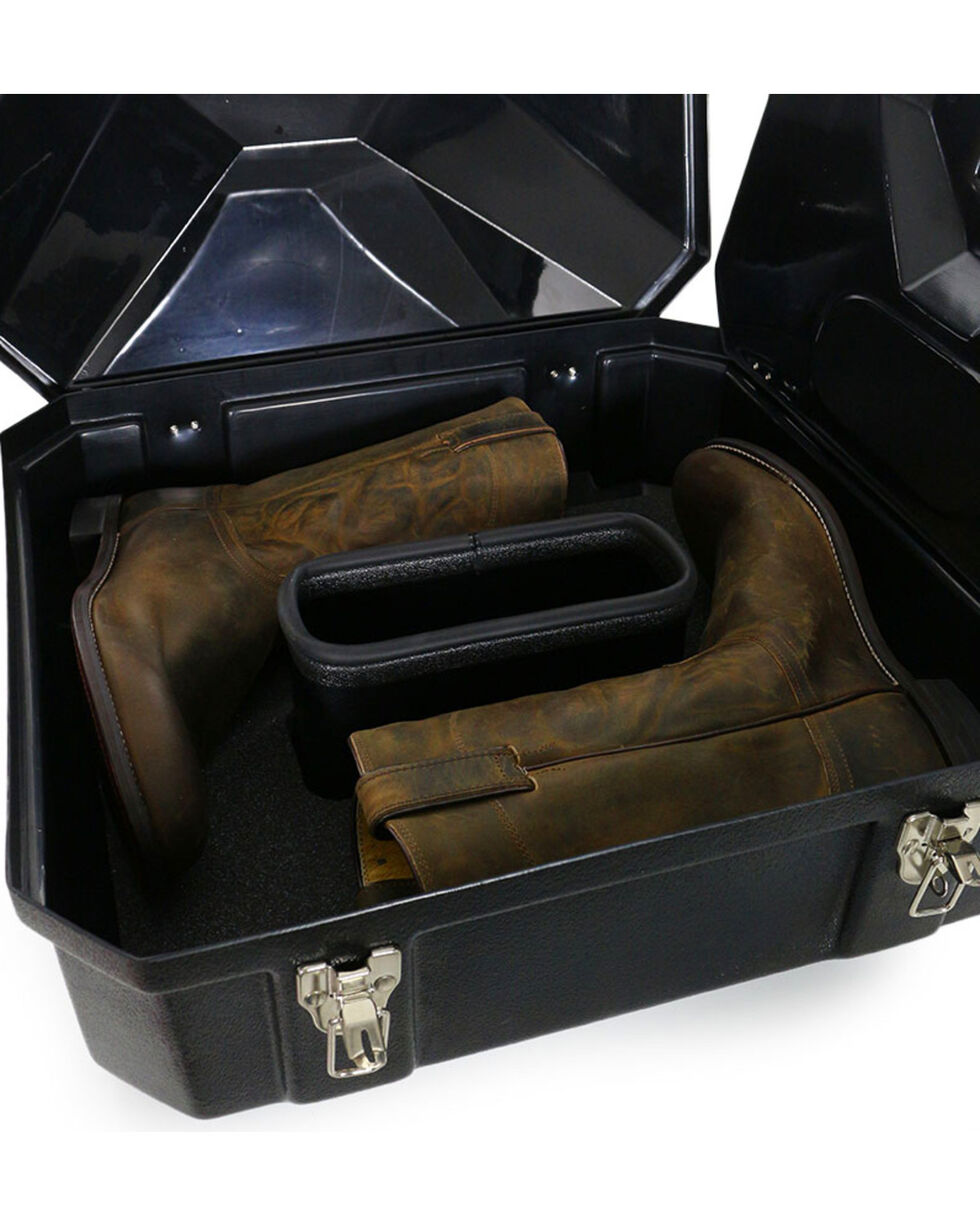 Boot Barn® Presidential Hat and Boot Carrier, Black, hi-res