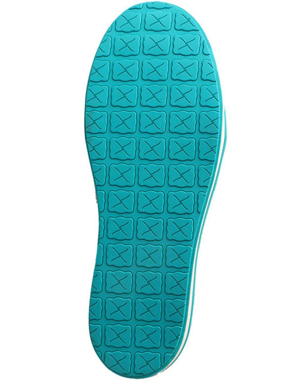 HOOey Women's Multi-Color Lopers, Blue, hi-res