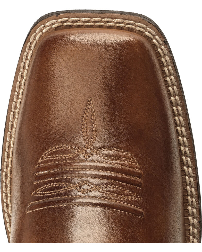 Ariat Women's Remuda Western Boots, Brown, hi-res