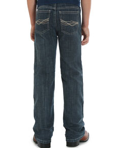 Wrangler 20X Boys' (8-16)  No. 42 Vintage Jeans - Boot Cut , Blue, hi-res