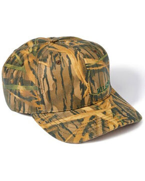 Filson Men's Mossy Oak Camo Logger Mesh Ball Cap, Camouflage, hi-res