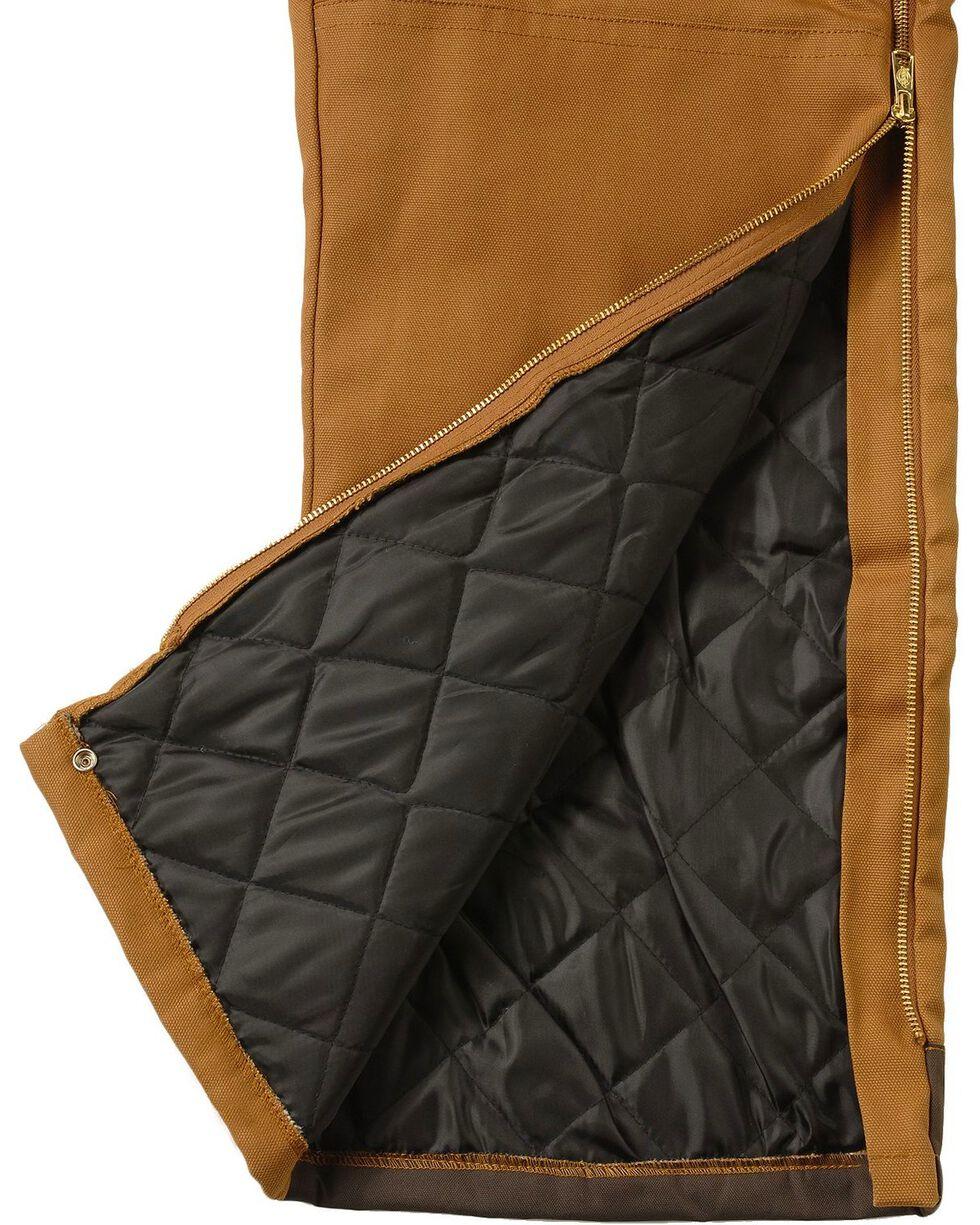 Dickies ® Rigid Duck Overalls - Big & Tall, Brown Duck, hi-res