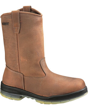 Wolverine Men's DuraShocks® Steel-Toe Insulated Waterproof Boots, Ceramic, hi-res