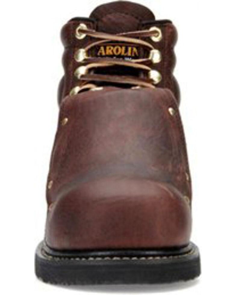 Carolina Men's External MetGuard Work Boots, Brown, hi-res