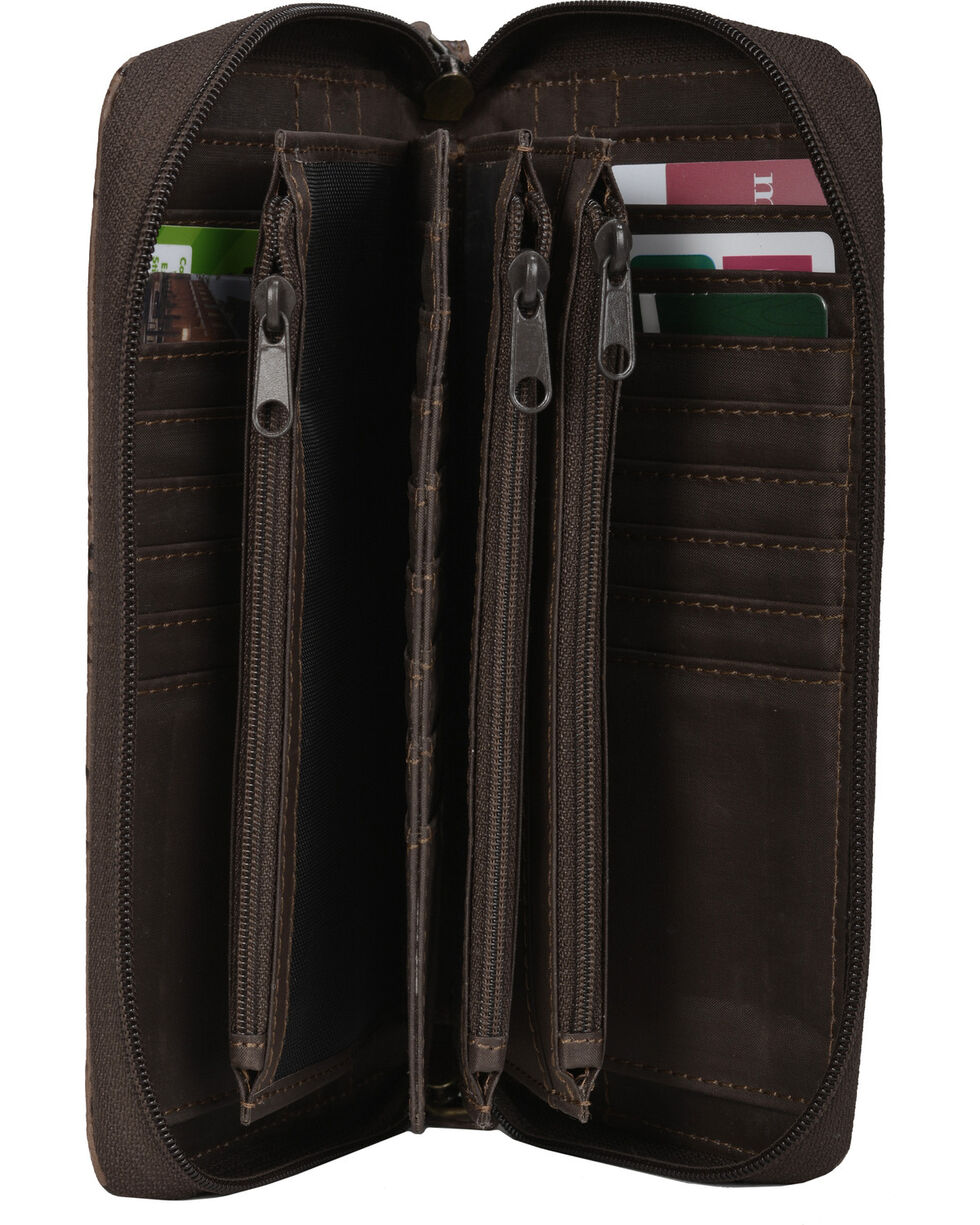 STS Ranchwear by Carroll Women's Black Kacy Organizer , Black, hi-res