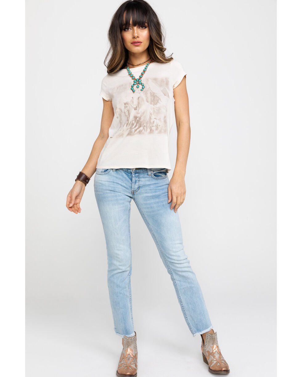 Shyanne Life Women's Horse Graphic Tee , Blush, hi-res