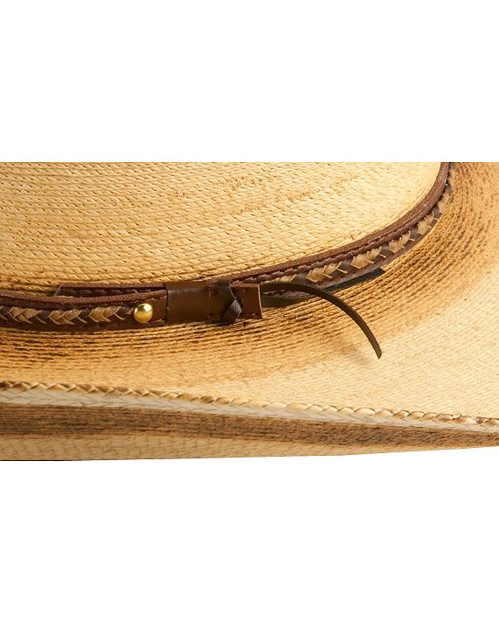 Resistol Men's Jason Aldean Georgia Boy Palm Hat, Natural, hi-res