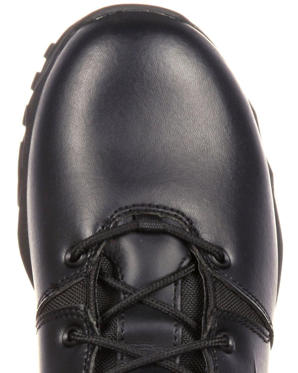 Rocky Men's Elements of Service Duty Boots - Round Toe, Black, hi-res