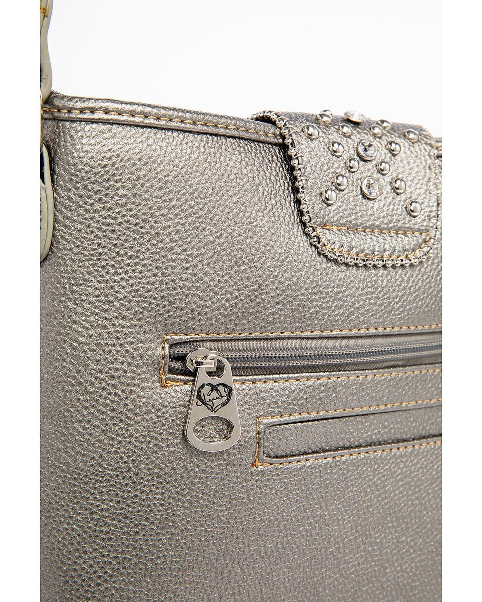 Shyanne Women's Bling Buckle Crossbody Bag, , hi-res