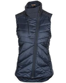 5.11 Tactical Women's Peninsula Insulator Pack-able Vest, Navy, hi-res