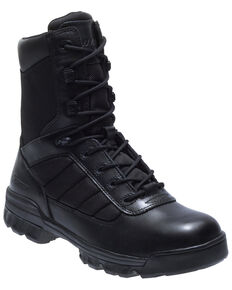 Bates Men's Tactical Sport Work Boots - Soft Toe, Black, hi-res