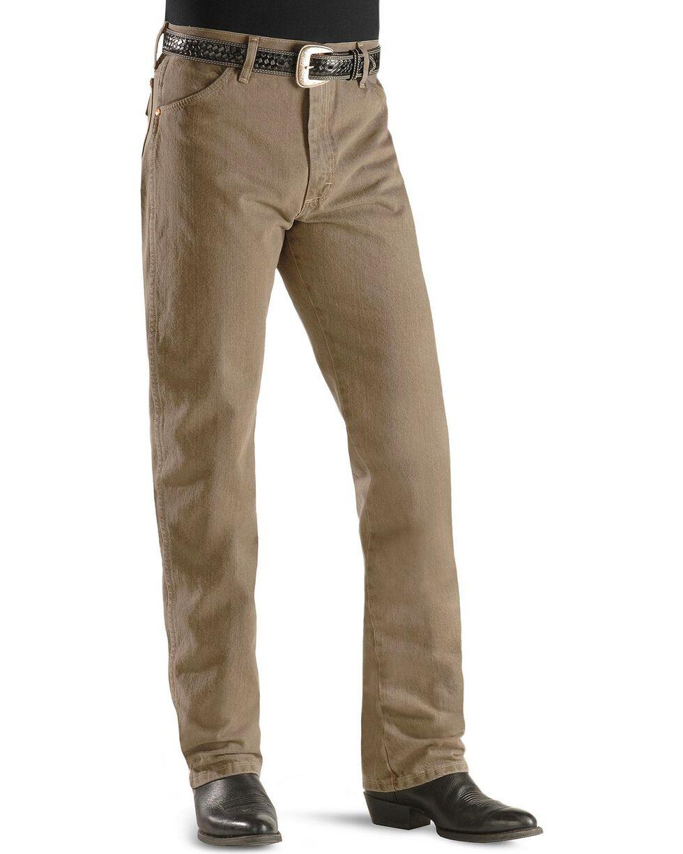 Wrangler 13MWZ Cowboy Cut Original Fit Jeans - Prewashed Colors, Trail Dust, hi-res