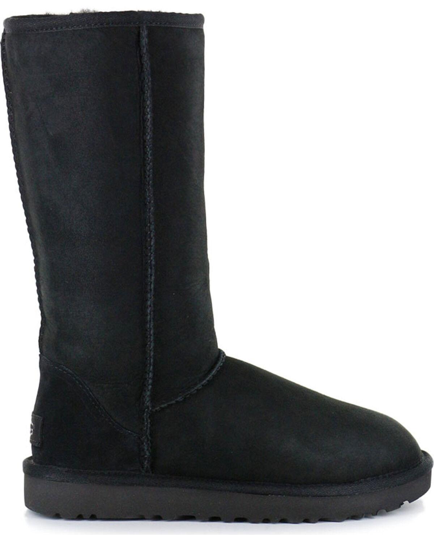 UGG Women's Black Classic II Tall Boots