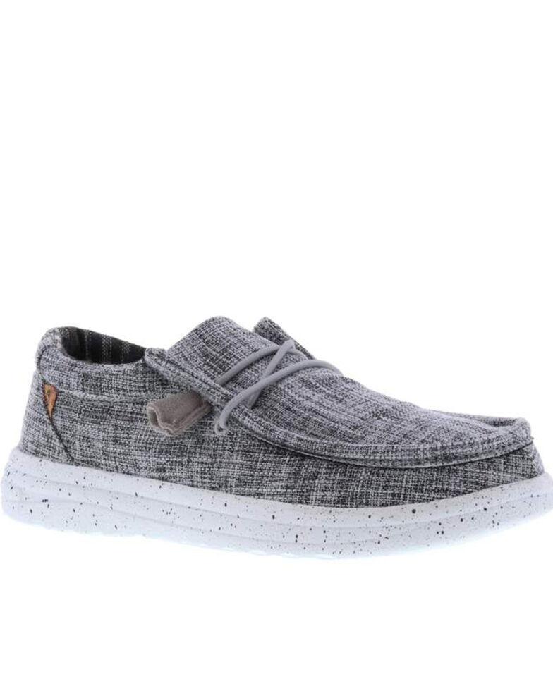 Lamo Footwear Women's Paula Casual Shoes - Moc Toe, Grey, hi-res