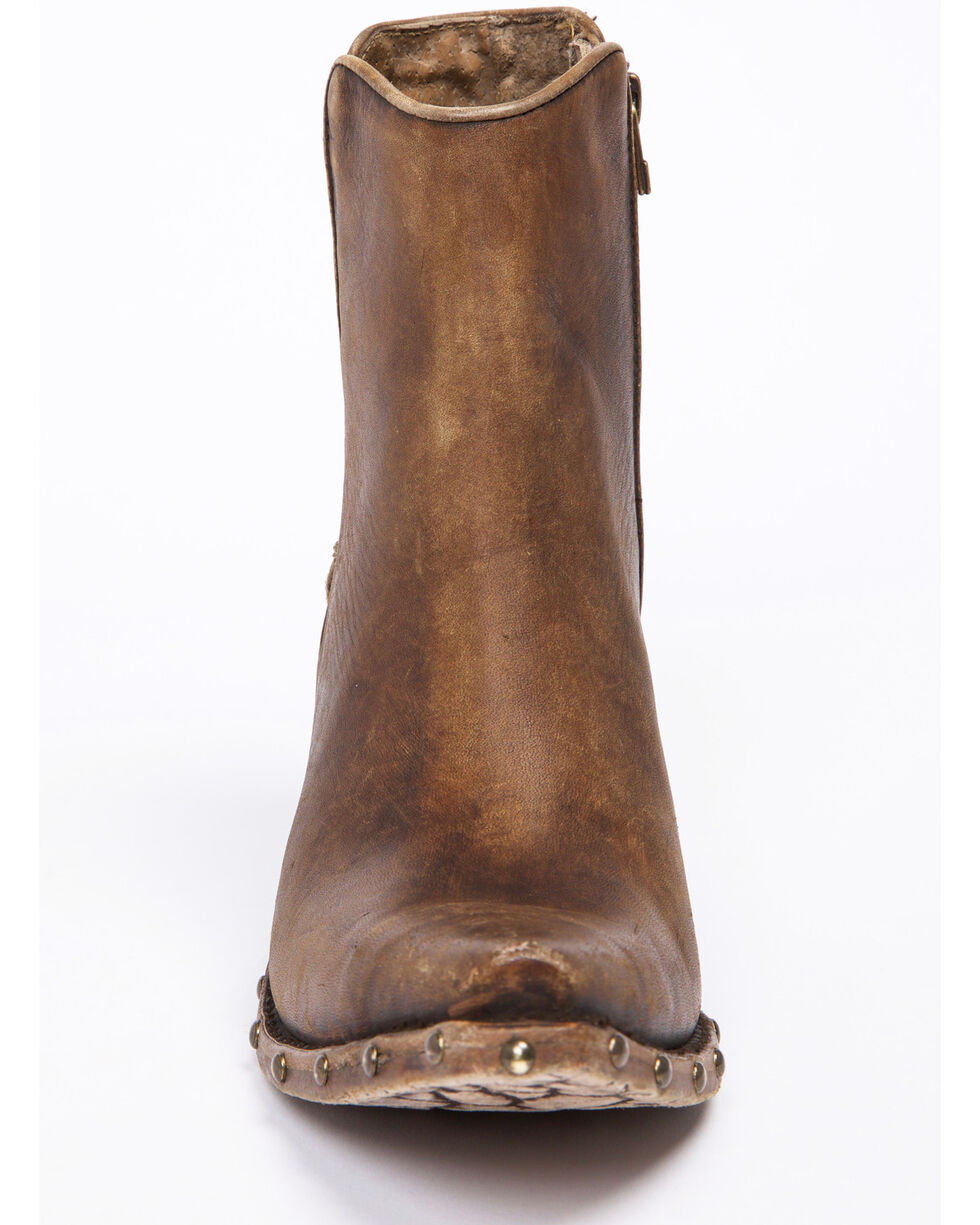 Ariat Women's Fenix Studded Sidewall Western Boots - Snip Toe, , hi-res