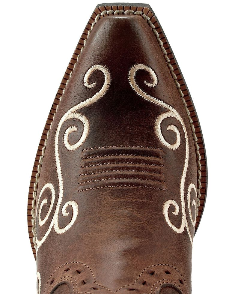 Ariat Youth Shelleen Scrolled Western Boots, , hi-res