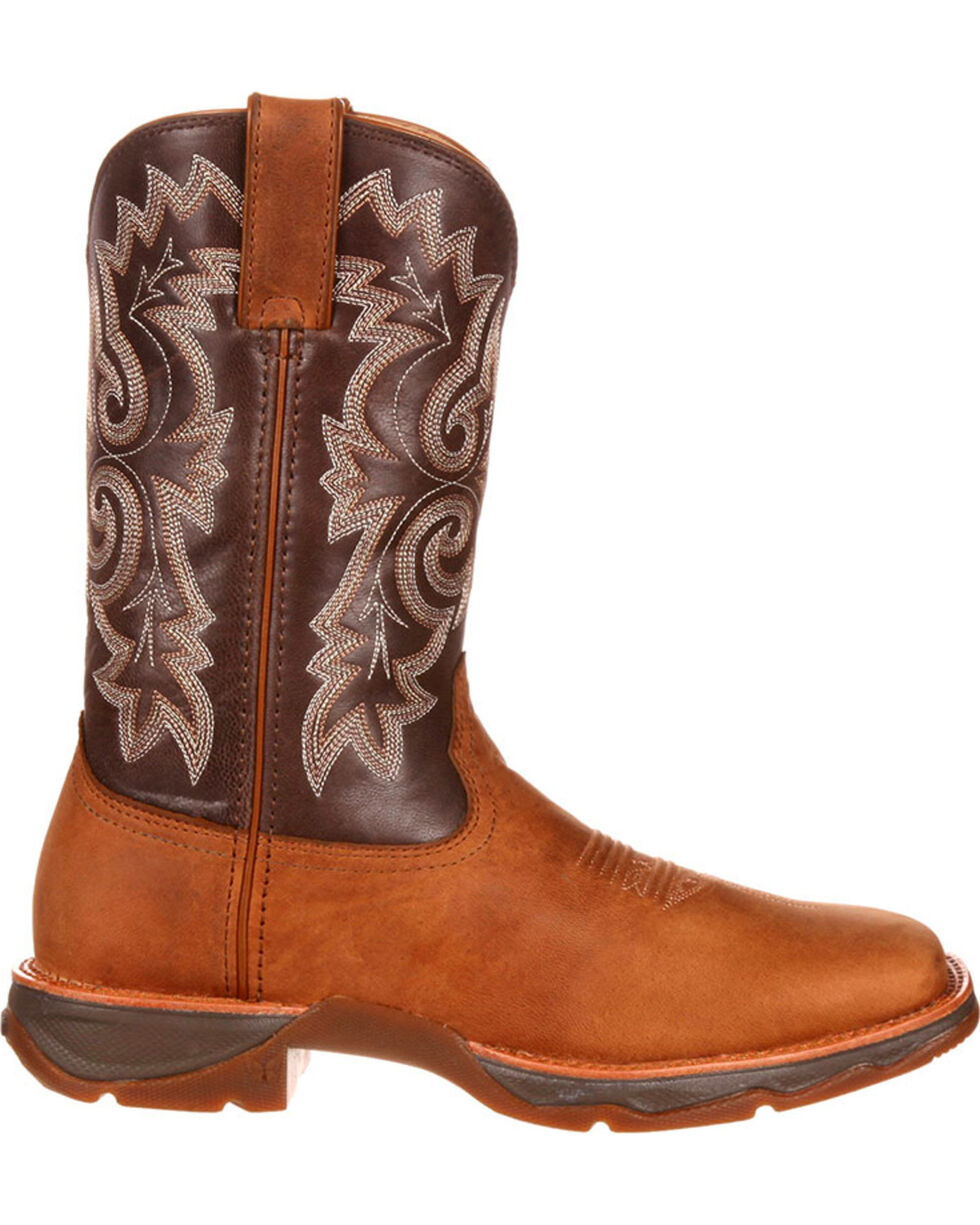 Durango Women's Philly Accessorized Tall Fashion Western Boots, Tan, hi-res
