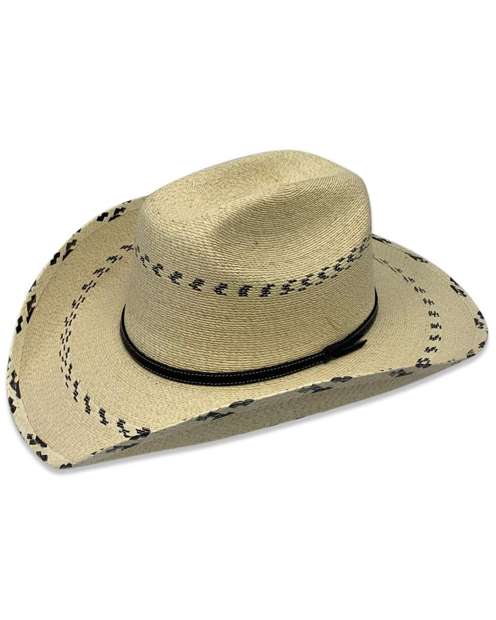 Atwood Kid's Black Pinto Cowboy Hat, Natural, hi-res