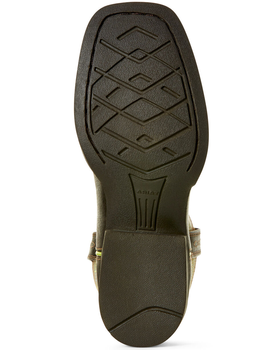 ARIAT Kids Crossdraw Western Boot