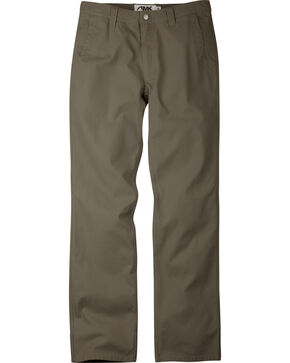Mountain Khakis Men's Light Brown Original Slim Fit Pants, Light Brown, hi-res