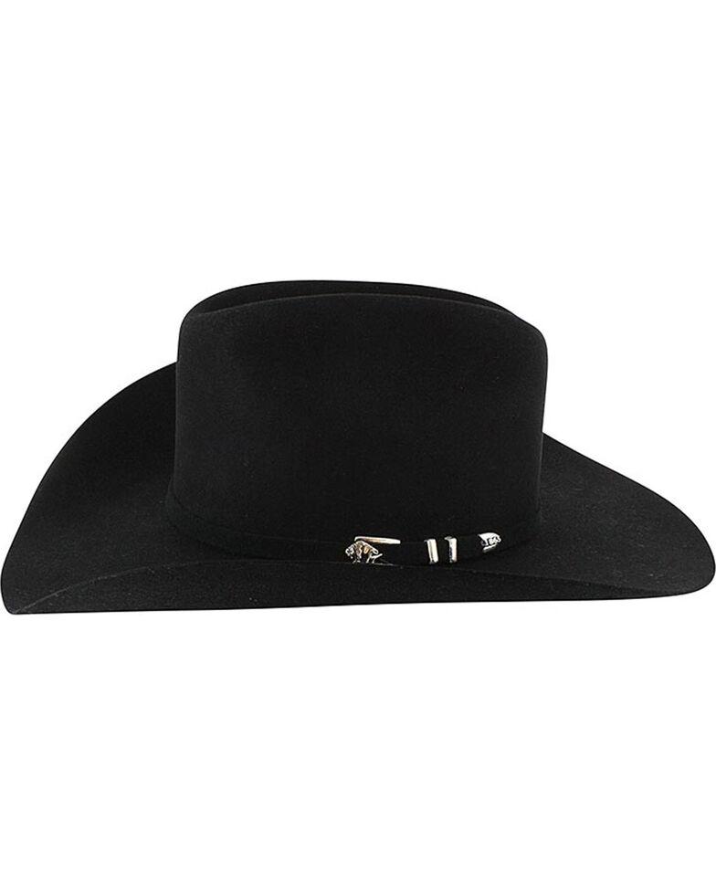 Stetson Men s Apache 4X Buffalo Felt Hat  9e0f9d59ff6a