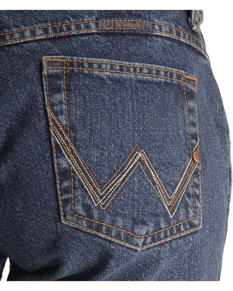 556bdf92 Zoomed Image Wrangler Women's Cash Cowgirl Cut Ultimate Riding Jeans, Am  Spirit, hi-res