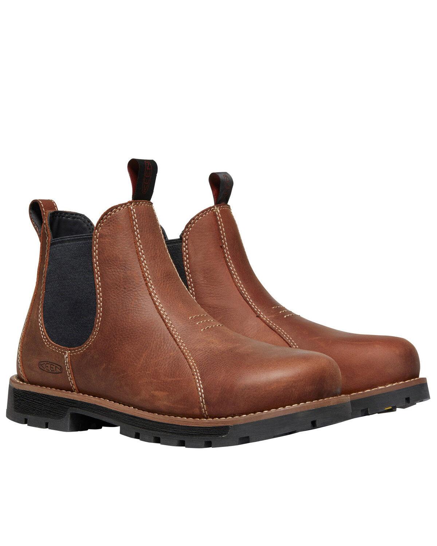 Keen Women's Seattle Romeo Work Boots