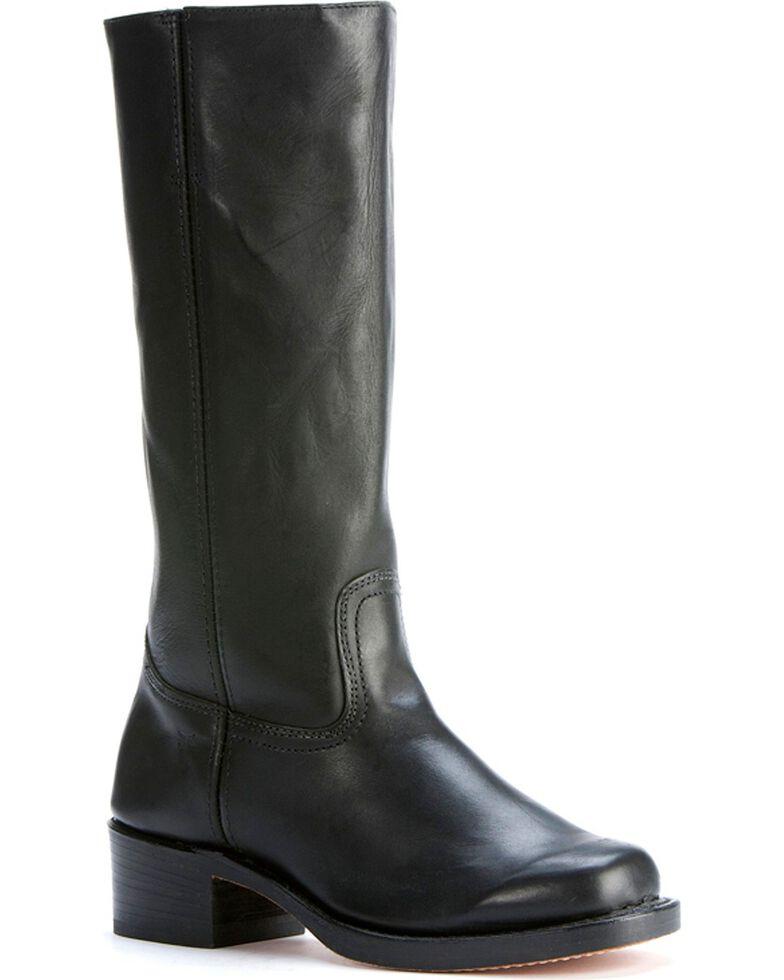 Frye Women's Campus Fashion Boots, Black, hi-res