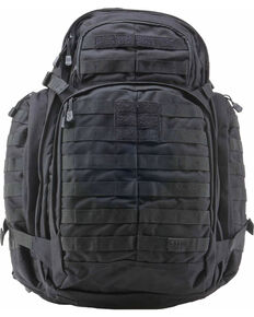 5.11 Tactical RUSH 72 Backpack, Black, hi-res