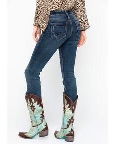 6ba613513d4 Silver Women s Suki Dark Wash Slim Boot Jeans