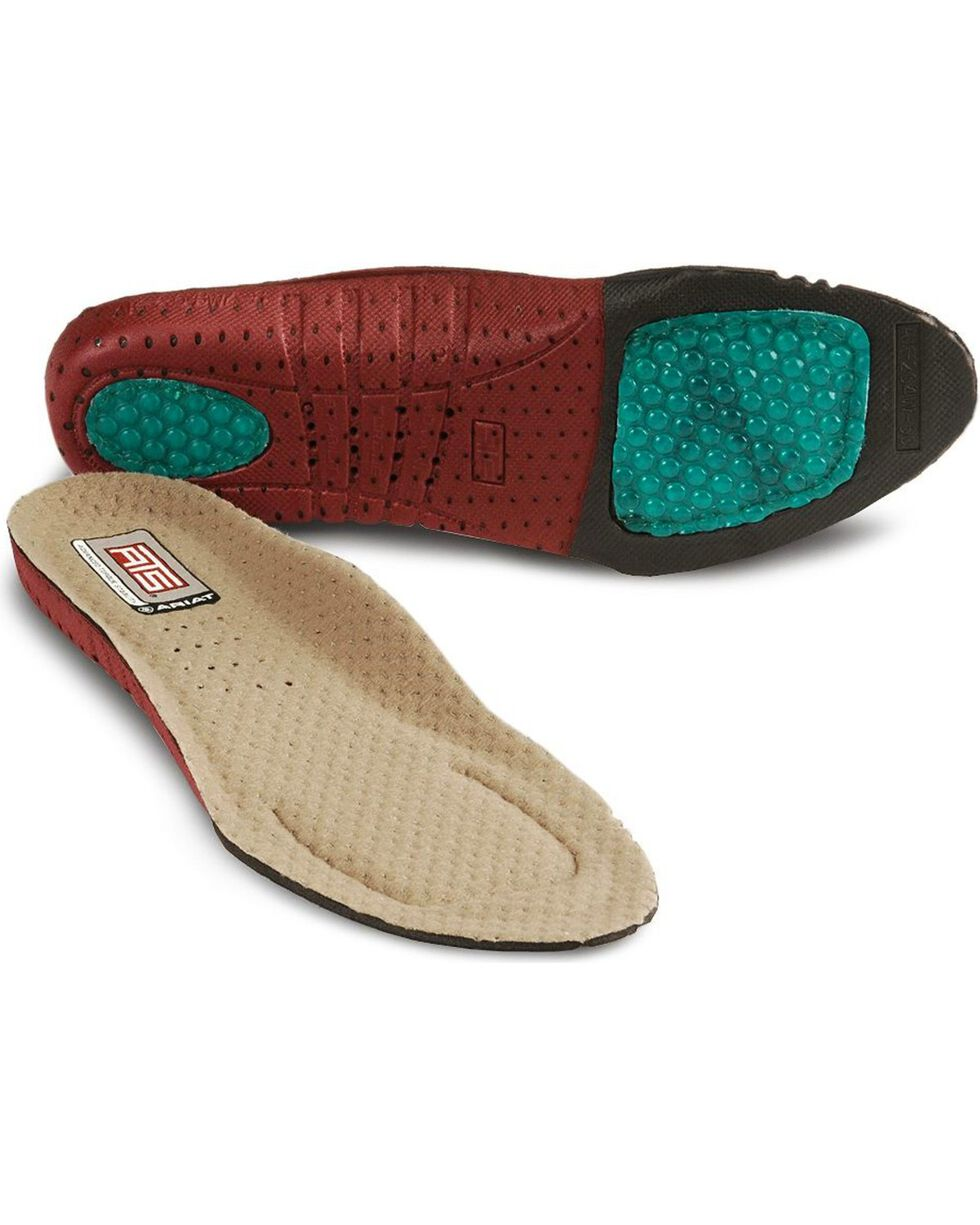 Ariat Women's  ATS Footbed Insoles, Multi, hi-res