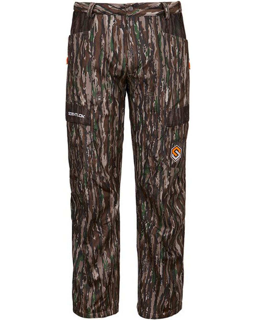 Scentlok Technologies Men's Camo Full Season Taktix Pants , Camouflage, hi-res