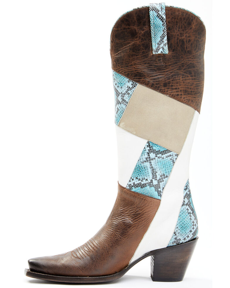 Idyllwind Women's Seams-To-Be Western Boots - Snip Toe, Multi, hi-res