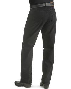 Wrangler Rugged Wear Men's Relaxed Fit Jeans, Black, hi-res