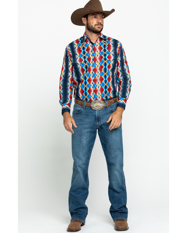 Long Sleeve Western Shirt   Boot Barn
