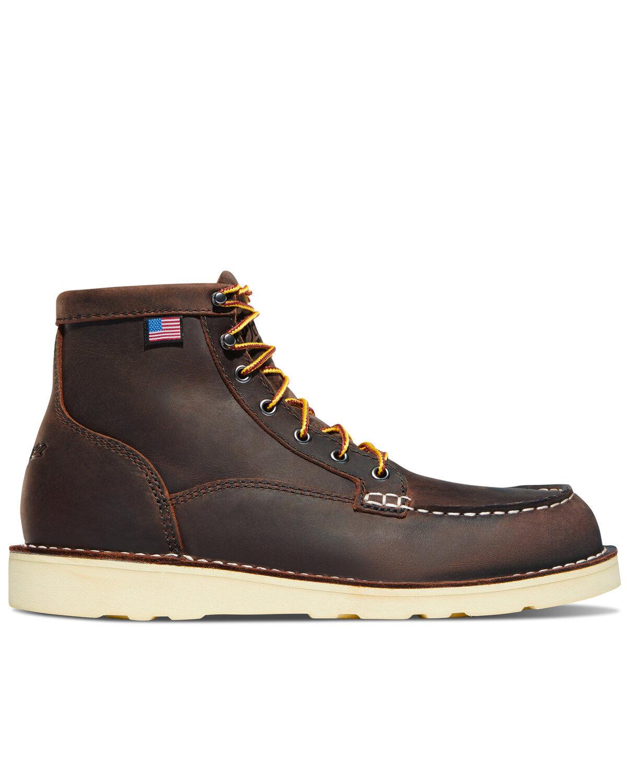 Bull Run Work Boots - Steel Toe | Boot Barn