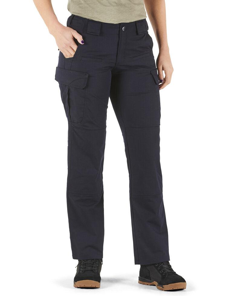 5.11 Tactical Women's Stryke Pants, Navy, hi-res