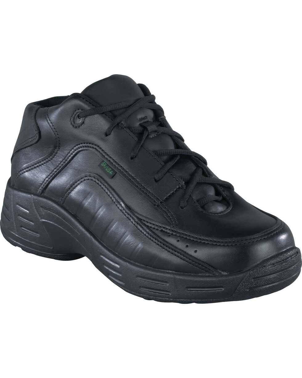 Reebok Men's Postal TCT Work Shoes - USPS Approved, Black, hi-res