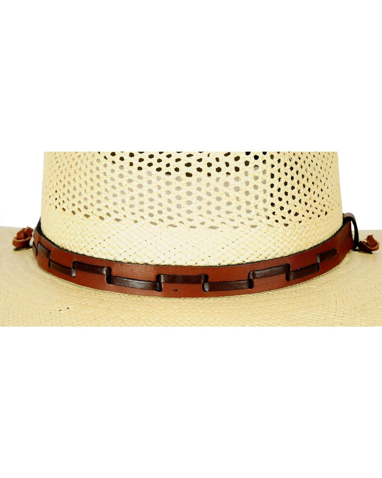 c33bb5e4 Zoomed Image Stetson Airway UV Protection Straw Hat, Natural, hi-res