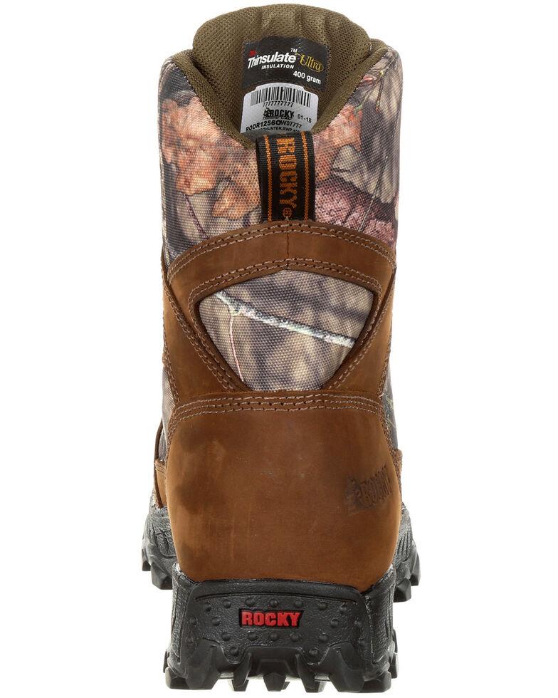 ace09edfe61 Rocky Men's Ridge Top Waterproof Hiker Boots - Round Toe
