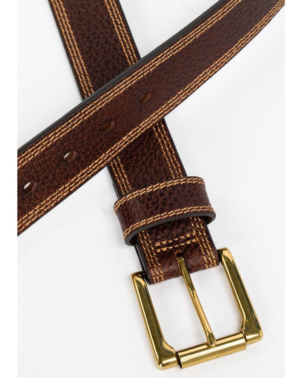 Cody James Men's Triple Contrast Stitch Belt, , hi-res