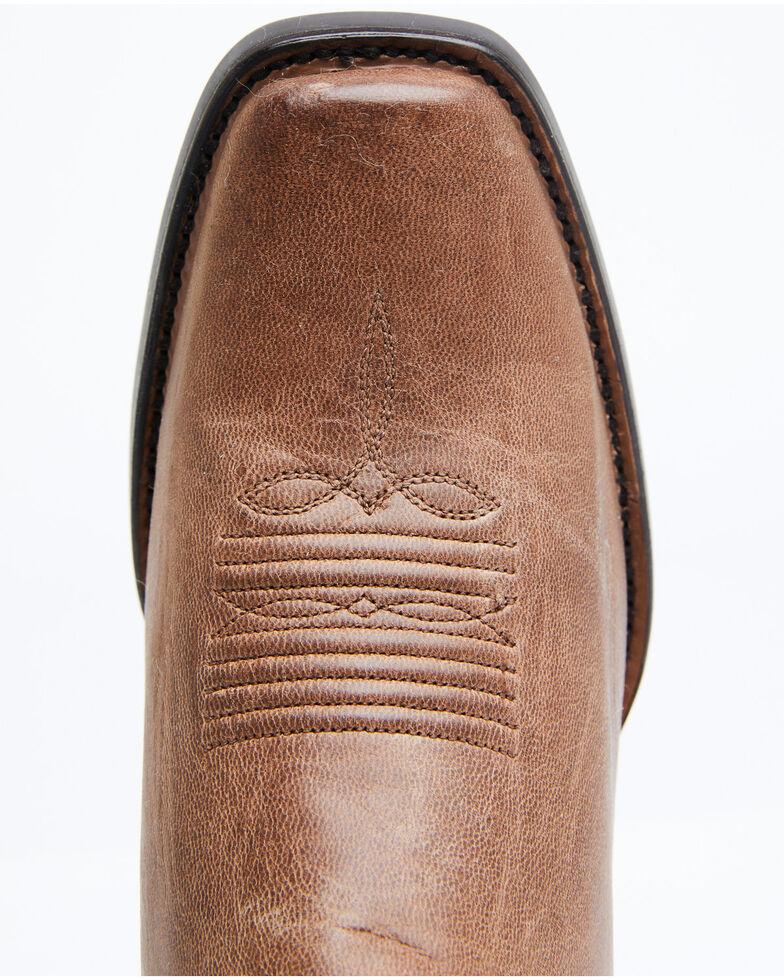 Shyanne Women's Wren Xero Gravity Western Boots - Square Toe, Brown, hi-res