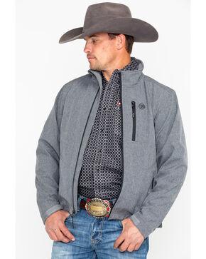 Wrangler Men's Trail Jacket, Grey, hi-res