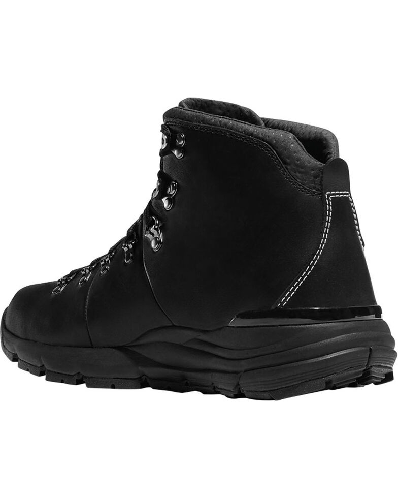 Danner Men's Mountain Work Boots, Black, hi-res